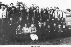 The Scout Troop - 1981