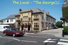 The local 'the George Hotel'